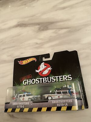 Mattel Hot Wheels Classic Ghostbusters Ecto 1 & Ecto 1a Twin Pack Car 1:64 Scale • 12.50£