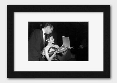 National Film Awards - Ava Gardner And Sir Laurence Olivier 1953 Poster • 35£