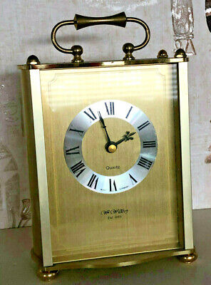 Quartz Carriage Clock In Good Condition • 8.99£