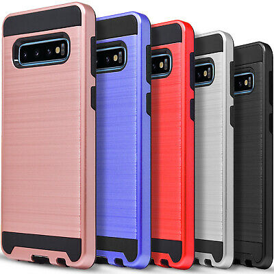 $ CDN13.83 • Buy For Samsung Galaxy S8 /S8 Plus / S8 Active Case Cover + Tempered Glass Protector
