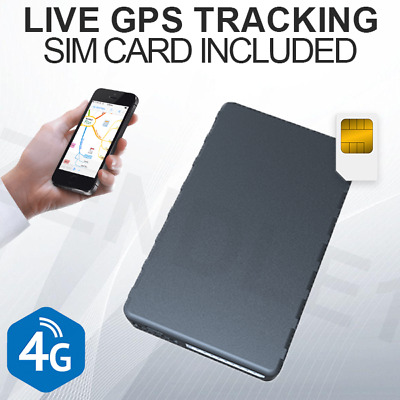 AU129 • Buy PLX5 4G LTE Hard-Wired GPS Tracker Live Realtime Vehicle Car Tracking Device