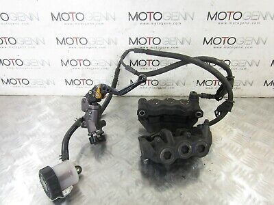 AU179 • Buy Yamaha YZF R1 2007 Front Brake Calipers Master Cylinder Perch Slave Lever Reserv