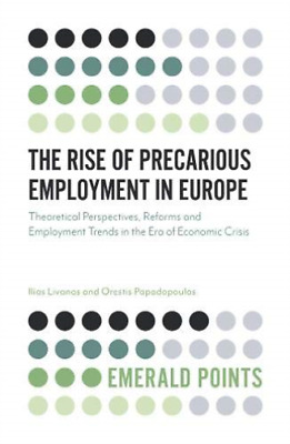 $ CDN159.44 • Buy Livanos, Ilias-Rise Of Precarious Employment In Europe (UK IMPORT) BOOK NEW