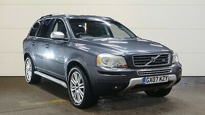 2007 Volvo Xc90 **4.4 V8 Executive G/t** 1f/owner, Priv Glass, Leather, Nice • 2,100£