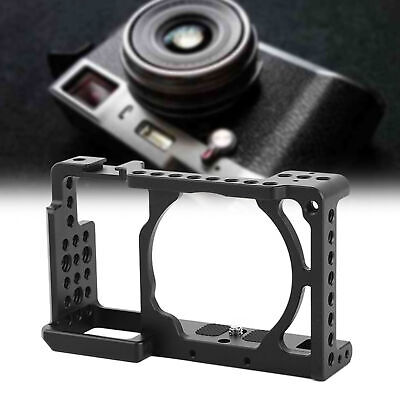 $ CDN35.01 • Buy Cage Kit For Sony A6000 A6300 NEX7 Camera Aluminum Camera Cage With 1/4 Inch