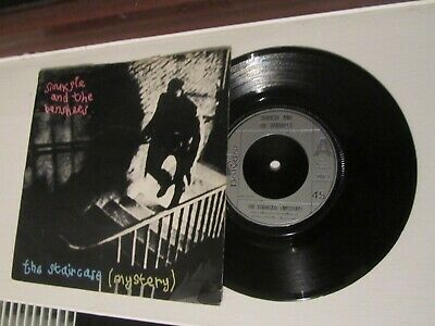 Siouxsie And The Banshees Staircase Mystery Polydor Original 1979 Vinyl 7   • 6£