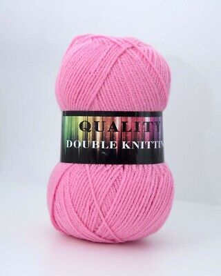 Quality DK Double Knitting Wool Yarn Various Colours Pack Of 10 100g Knit • 16.99£