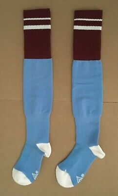 £4.99 • Buy Manchester City FC Ladies Football Socks By Umbro Size Womens 4-8 Brand New