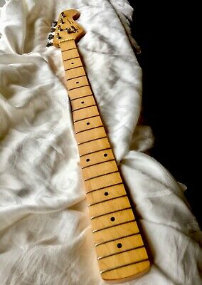 Squier Precision Maple Neck Made In Korea Incl. Tuners P Bass • 50£