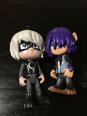 Rare Pj Mask Werewolf Wolfy Kids Kevin And Luna Girl Figures Toys • 9.99£