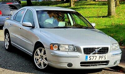 2005 Volvo S60 2.4 D5 SE, Same Owner For 11 Years, Only 117,995 Genuine Miles • 1,895£