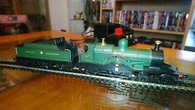 Hornby 4-2-2 Achilles Class GWR 3012  Great Western  OO Gauge Limited Edition • 29.99£