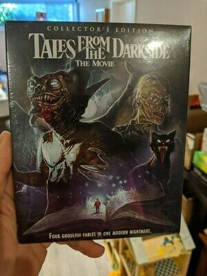 Tales From The Darkside The Movie Shout Factory Collectors Edition (Blu-ray) NEW • 25.59£