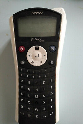 Brother P-touch 1090 Handheld Label Printer • 9.99£
