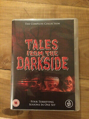Tales From The Darkside Complete Series Box Set • 25£