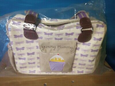 Brand New Pink Lining Yummy Mummy Bag Suits Icandy Peach Parma Violet Loganberry • 54.99£