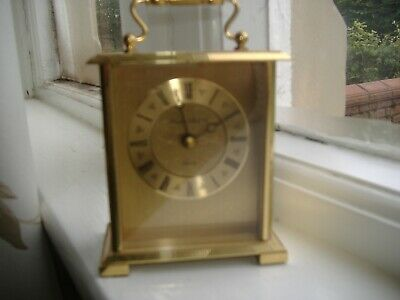 London Clock Company Quartz  Carriage Clock Working • 9.99£