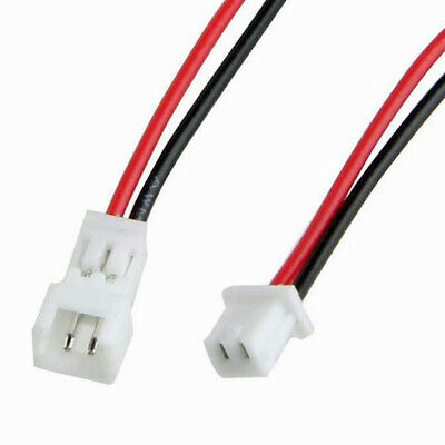 AU3.95 • Buy 1x 1.25 Mm 2 Pin Picoblade JST Micro Connector FPV Quadcopter Drone Cam Aus Post