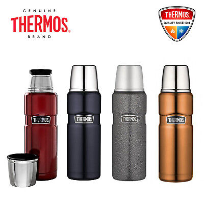 AU33.99 • Buy New THERMOS Stainless King Insulated Beverage Bottle Flask 470ml Free Post Save