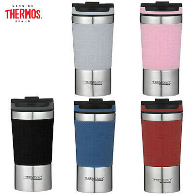 AU38.99 • Buy NEW Thermos Stainless King S/Steel Vacuum Insulated Travel Mug With Handle 470ml
