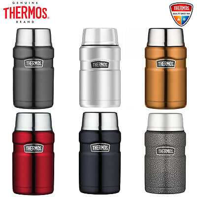 AU38.99 • Buy New THERMOS Stainless Steel Vacuum Insulated Food Jar Container 710ml BPA Free