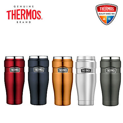 AU36.99 • Buy NEW Thermos Stainless King S/Steel Vacuum Insulated Tumbler 470ml Free Post Save