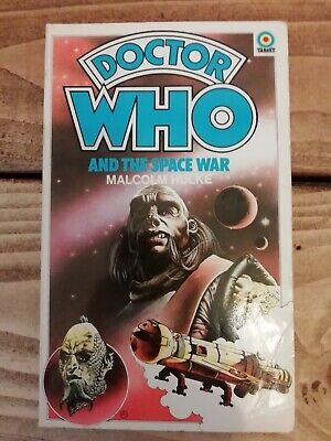Doctor Who And The Space War By Malcolm Hulke (1984, Paperback) • 2£