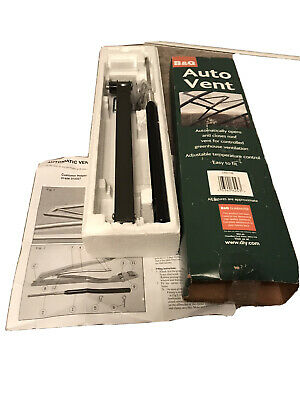 "Automatic Vent Opener, B&Q, Window Opens Approx. 45 Cms/18"" • 0.99£"