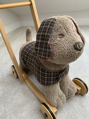 Super Cute And Beautiful Ride-on / Push-along Toy Dog • 55£