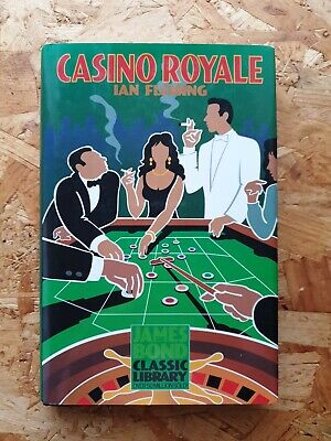 1st Edition Casino Royale 1981 Hardback Ian Fleming MJF Fine Communications • 34£