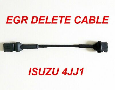 AU59 • Buy EGR DELETE CABLE RA7 Rodeos, RC Colorados, MUX And D-Max With The 4JJ1 Engine !!