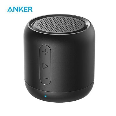 AU46.95 • Buy Anker Soundcore Mini, Super-Portable Bluetooth Speaker With 15-Hour Playtime,