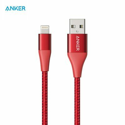 AU33.95 • Buy Anker PowerLine+ II Lightning Cable MFi Certified Compatibility With IPhone