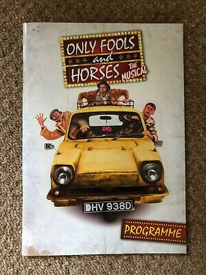Only Fools & Horses Theatre Programme • 3.99£