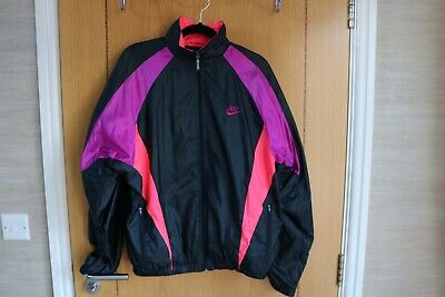 Vintage Mens Nike Track Top Circa 90's Size Small • 15£