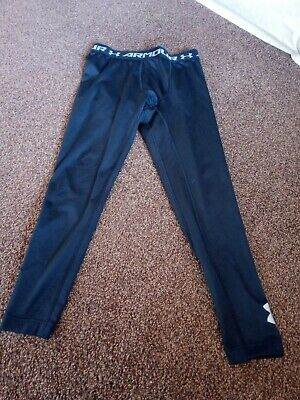 Under Armour. Cold Gear Skins Base Layer Leggings. Size Medium Youth • 4.50£