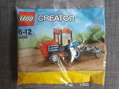Lego Creator 30284 Tractor. Small Polybag Set. New And Sealed • 2.90£