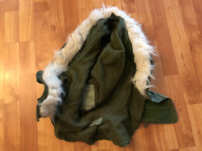 $29.99 • Buy OG-107 Extreme Cold Weather Hood W/ Synthetic Fur Ruff M-51  M-65 Parka