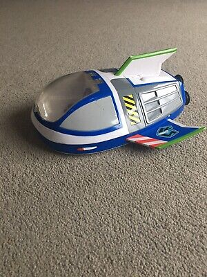 Toy Story Buzz Lightyear Space Ranger Spaceship • 8.99£