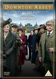 Downton Abbey - A Journey To The Highlands - CHRISTMAS SPECIAL - NEW & SEALED • 3£