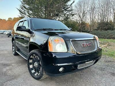 Fresh Import 2008 New Shape Gmc Yukon Denali 6.2 V8 Petrol Auto 4wd Lhd Suv Jeep • 15,495£