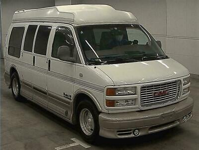 Fresh Import 2001 Gmc Savana Express Astro Ram 5.7 V8 Petrol Auto Day Van White • 11,995£