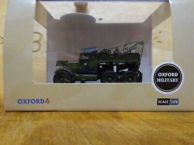 Oxford Diecast 1:76 76SP007 Scammell Pioneer Recovery Truck Army ( Repainted )  • 22£