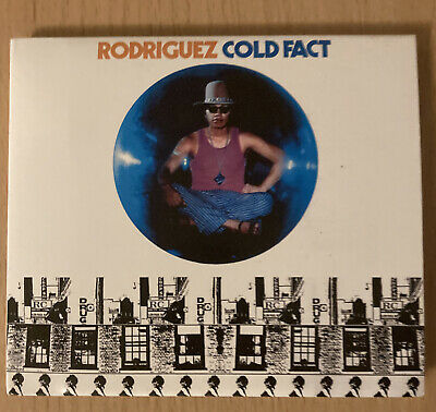 Rodriguez ‎- Cold Fact - NEW CD    Sugar Man  Digipak • 7.49£