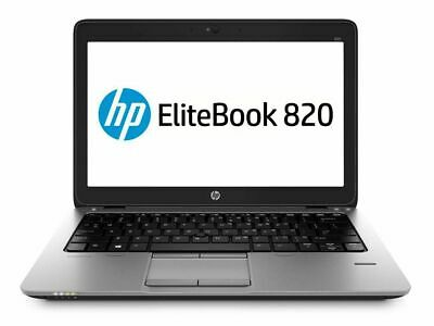 $ CDN2812.67 • Buy LOT OF (5) - HP EliteBook 820 G3, I7-6600U, 16GB RAM 128GB M2 SSD, Win 10 Pro