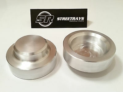 $30.95 • Buy [sr] Chevy Gmc Tahoe Yukon Avalanche 1  Billet Rear Lift Leveling Kit Spacers