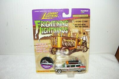 Johnny Lightning Frightning Ghostbusters ECTO-1A LE 2-11,817 Die-Cast Metal • 7.23£