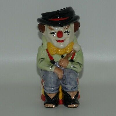 D6935 Royal Doulton Toby Jug The Clown | Limited Edition | Made In UK • 81.68£