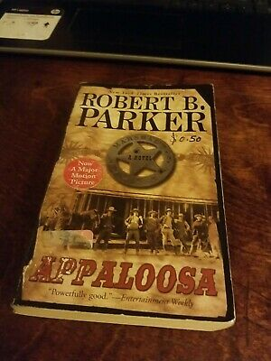 A Cole And Hitch Novel Ser.: Appaloosa By Robert B. Parker (2006, UK- A Format … • 1.01£