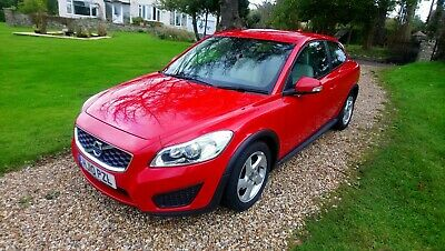 2010 Volvo C30 S 1.6 D Drive Coupe • 1,895£